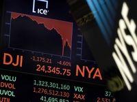 بدترین سقوط داوجونز از ماه اکتبر/ بازگشت قیمت طلا به رکورد ۶ساله