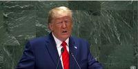 آنچه ترامپ در سازمان ملل درباره ایران گفت +فیلم