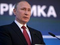 پوتین: به دنبال عادی سازی اوضاع سوریه هستیم