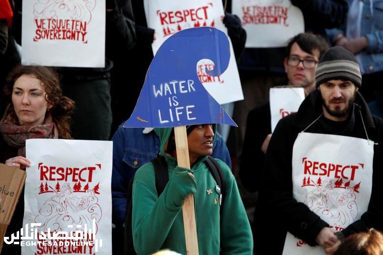 اعتراضها در سراسر کانادا شدت گرفت