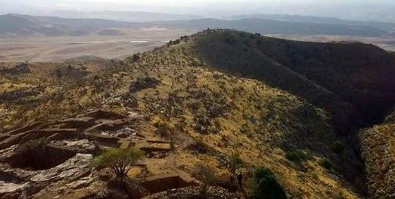کشف دیواری مشابه دیوار بزرگ چین در ازبکستان