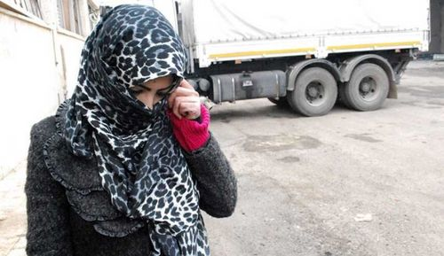 کاری که تروریستهای حلب با زنان شهر میکردند +تصاویر