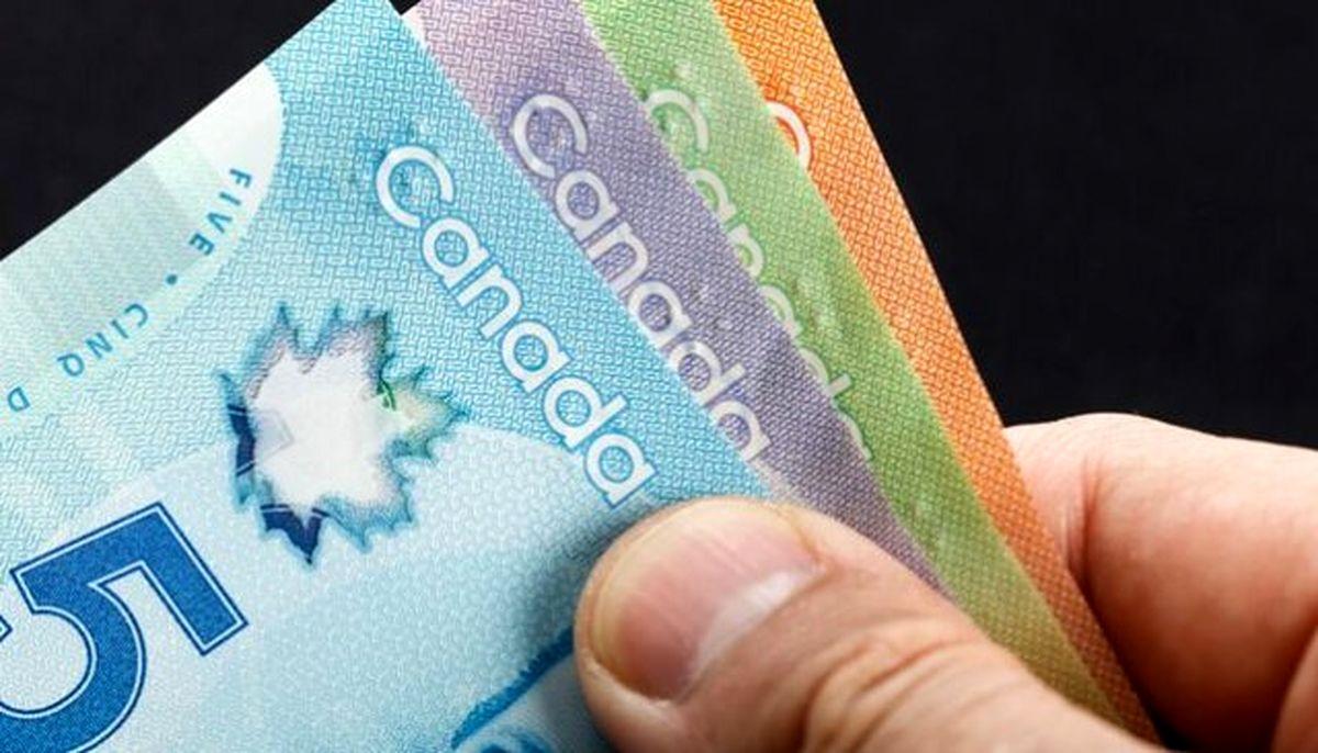 جهش کم سابقه دلار کانادا