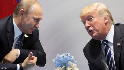 """ترامپ:  زمان کارکردن سازنده با """"روسیه"""" است"""