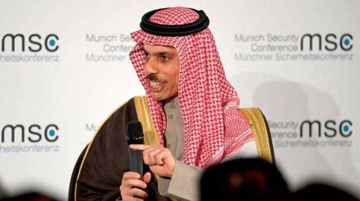 وزیرخارجه سعودی: مخالف بازگشت آمریکا به برجام نیستیم