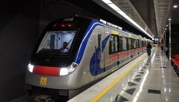 جابه جایی بیش از 900هزارنفر با متروی تهران در ۲۲بهمن