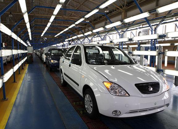 انبار تعداد زیادی خودرو در خودروسازیها