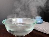 از فواید شگفت انگیز بخار درمانی