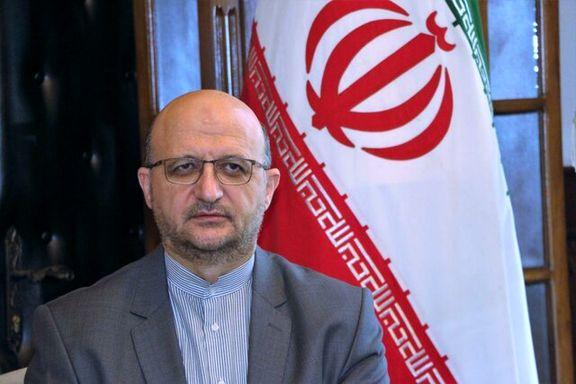 رویکرد ایران صیانت از امنیت فراگیر در خلیج فارس است