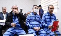 پنجمین جلسه دادگاه متهم داریوش امان کی +تصاویر