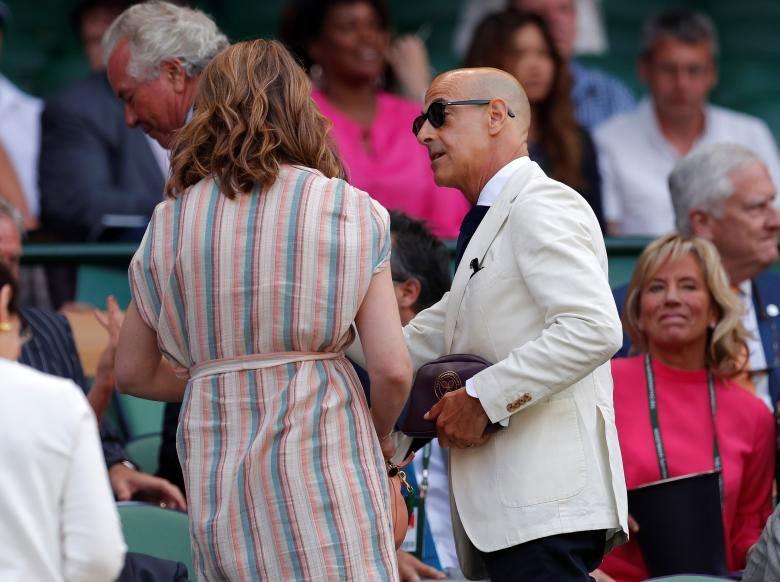 Watching Wimbledon