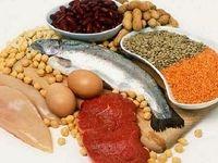 مصرف بالای پروتئین به احساس سیری کمک میکند