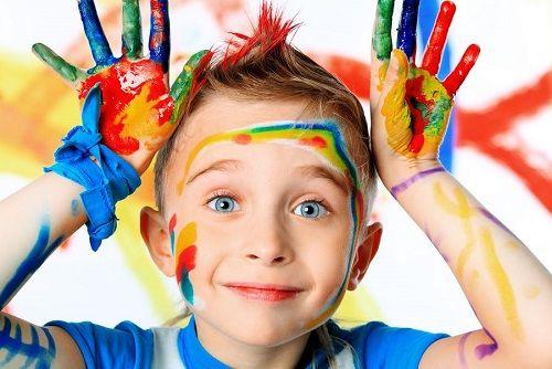 چگونه کودکی خلاق داشته باشیم؟