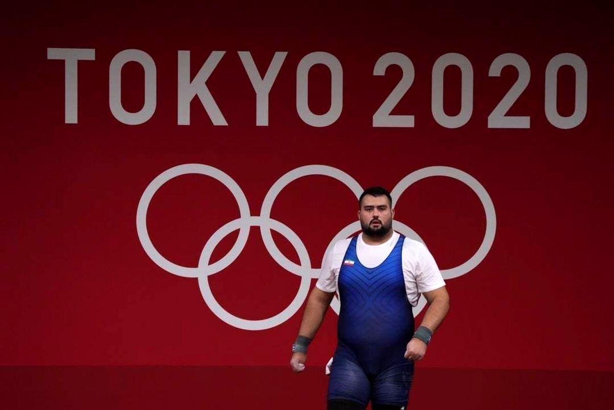 چهارمین مدال ایران در المپیک۲۰۲۰