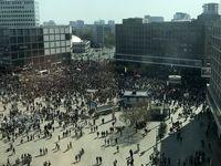 تظاهرات مردم آلمان در اعتراض به افزایش اجارهبها مسکن