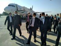 همتی وارد بغداد شد