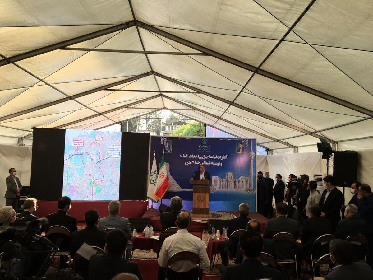 قرارگاه خاتم سپاه با ما بازی میکند/ وضعیت وخیم خطوط ریلی کشور در دولت ریلی روحانی!