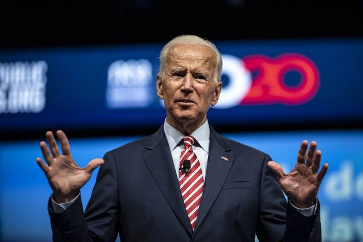 جو بایدن، برنده بحران