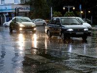 عاشورای بارانی در مناطق مختلف کشور