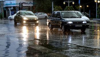 وضعیت بارش ایران در پاییز ۹۸