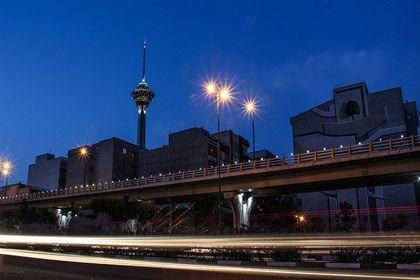 تهران قبل و بعد از تعطیلات +تصاویر