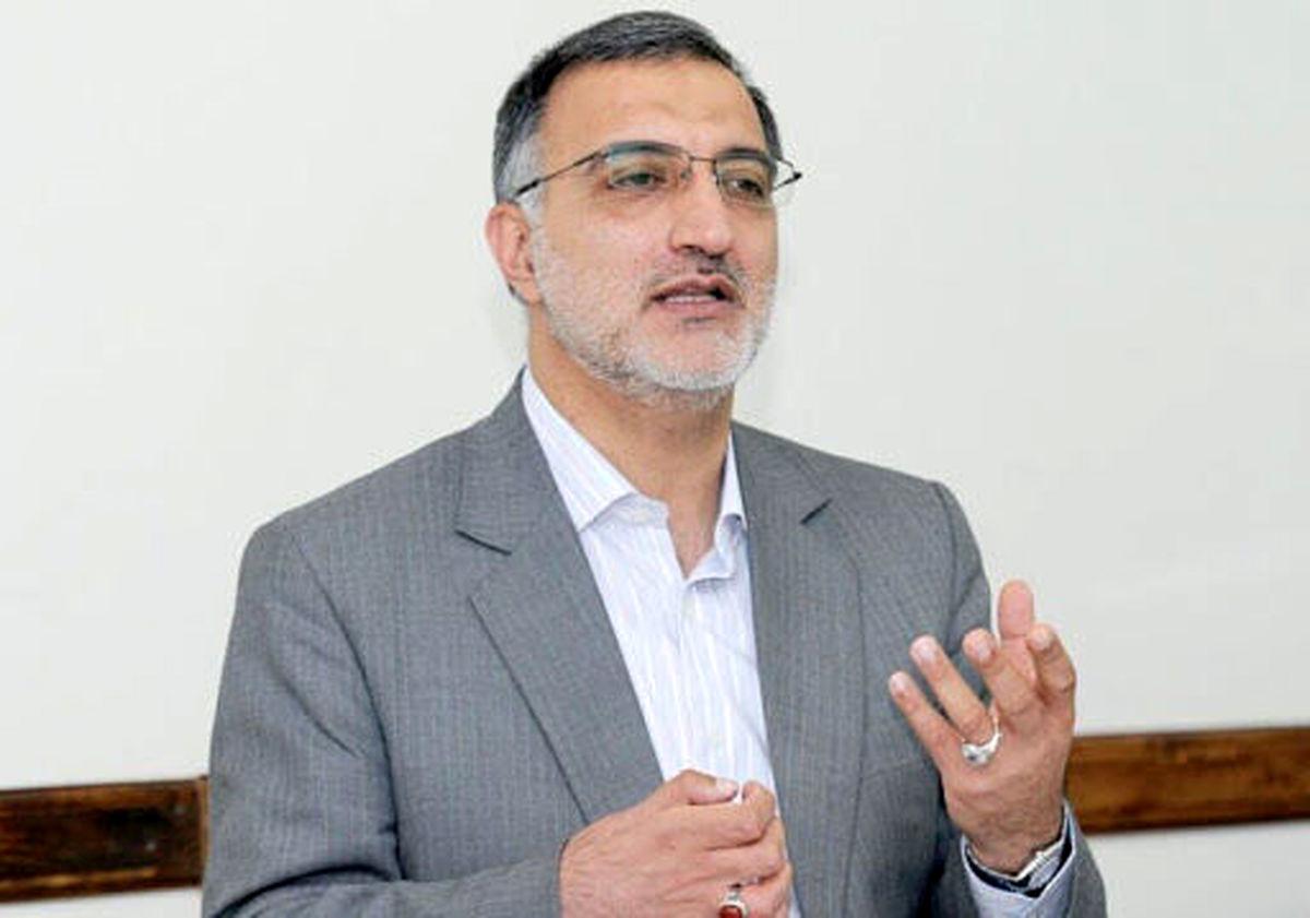 استعفای زاکانی از نمایندگی مجلس تقدیم هیات رییسه شد