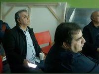 تماشاگران ویژه بازی امشب استقلال +عکس
