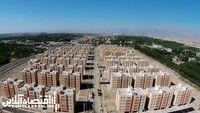 ۶۵ هزار نفر؛ متقاضیان مسکن ملی در شهرهای کوچک