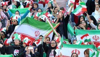 واکنش علی دایی به حضور زنان در ورزشگاه