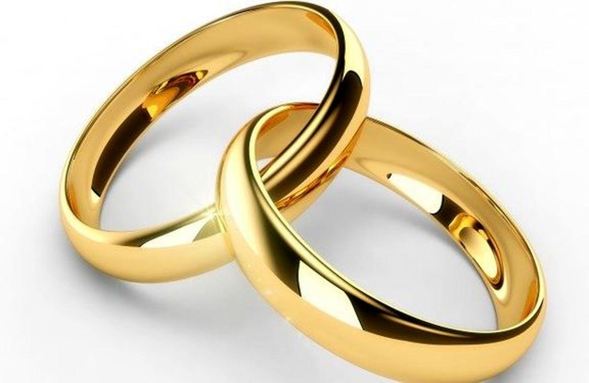 5تصویر به یاد ماندنی از مراسم ازدواج ستارگان هالیوودی