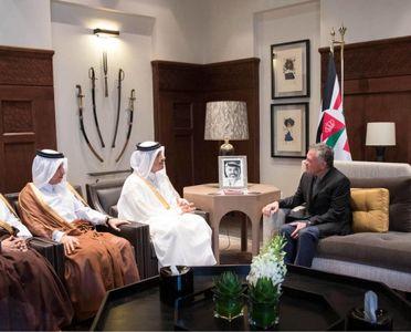 اعلام حمایت قطر از اردن بلافاصله پس از نشست مکه