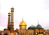 حرم حضرت عبدالعظیم(ع) بسته شد