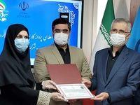 ذوب آهن اصفهان برای تولید ریل گواهینامه دریافت کرد