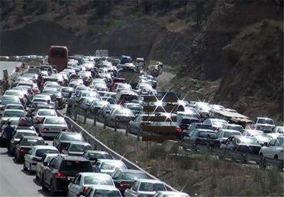 محدودیت ترافیکی در هراز و کندوان اعمال میشود