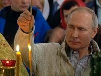 چند درصد از مردم روسیه حامی پوتین هستند؟