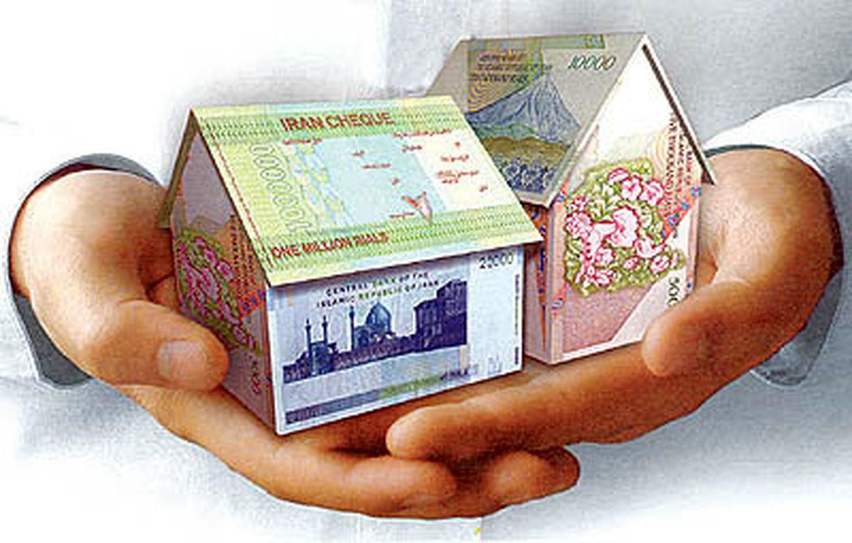 با اوراق و وام مسکن چندمتر خانه می توان خرید؟