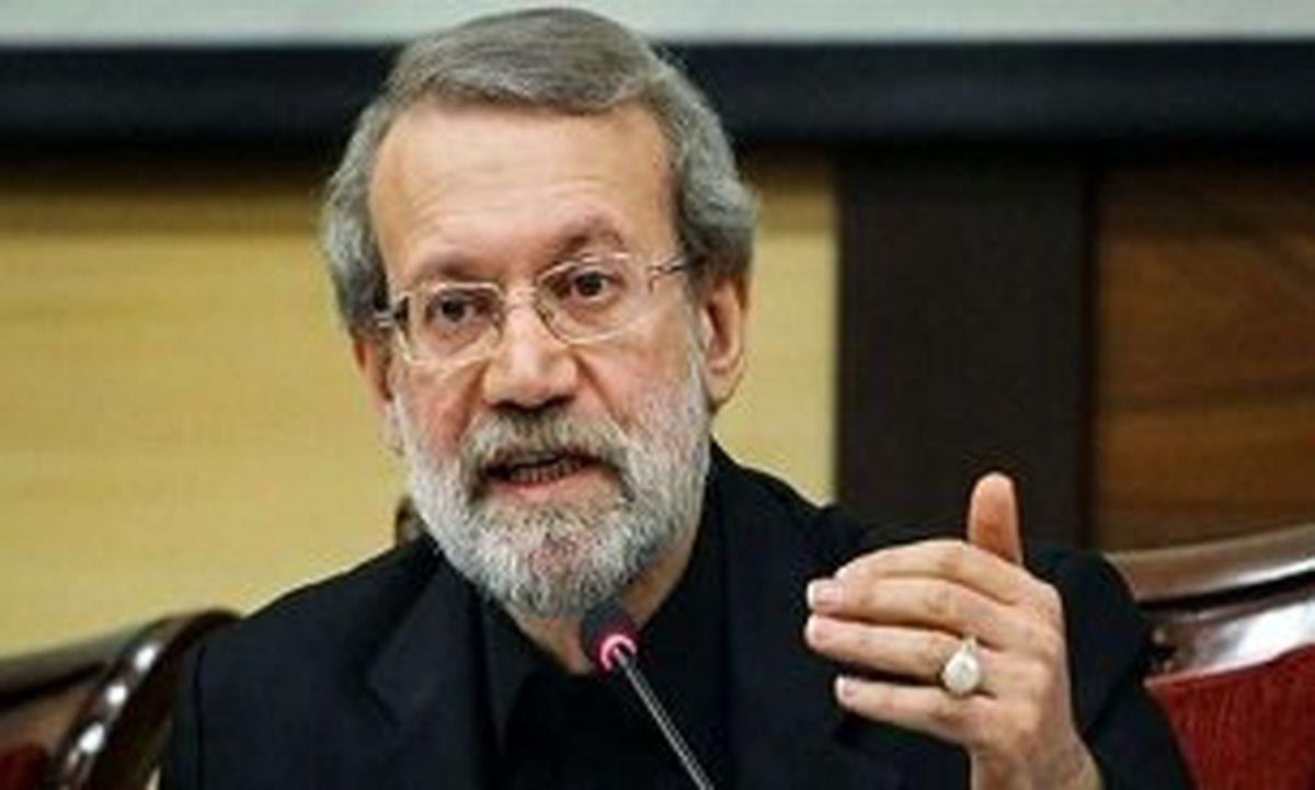 تذکر لاریجانی به نمایندگان درباره اظهارنظرهای اقتصادی