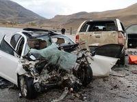 خسارت تصادفات سالانه ۵۴۰هزار میلیارد ریال است
