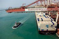 صادرات غیرنفتی از بنادر افزایش یافت
