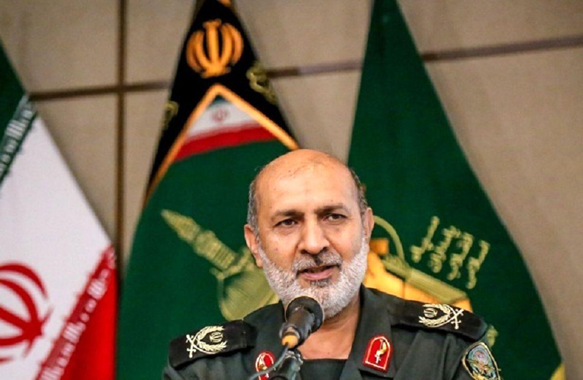 واکنش تند سردار سناییراد به تهدیدات ترامپ