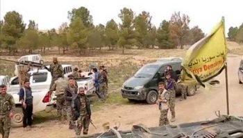 کردهای سوریه: یک پهپاد ترکیهای را سرنگون کردیم
