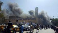 انفجار انتحاری در ولایت هرات