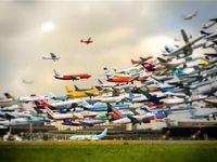 گرانی تا ۸۰۰هزاز تومانی و بی سروصدای بلیت هواپیما