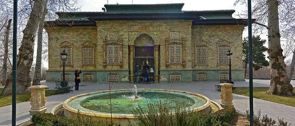 ادعای مالکیت بنیاد مستضعفان بر کاخ سعدآباد