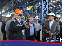 بانک صادرات ایران در توسعه زیرساختهای تولید نقش بیبدیل دارد