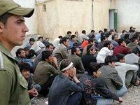 مرزهای ایران مانع جدی برای قاچاقچیان انسان