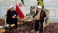 رئیس جمهور با تولیت آستان قدس رضوی دیدار و گفتوگو کرد