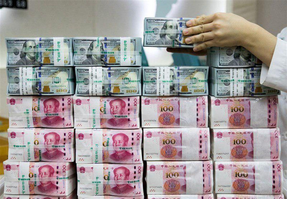 ذخایر جهانی ارز در سهماهه دوم سال جاری تا 11.02تریلیون دلار افزایش یافت/ سهم دلار از ذخایر ارزی جهان به کمترین رقم طی ۶سال گذشته رسید