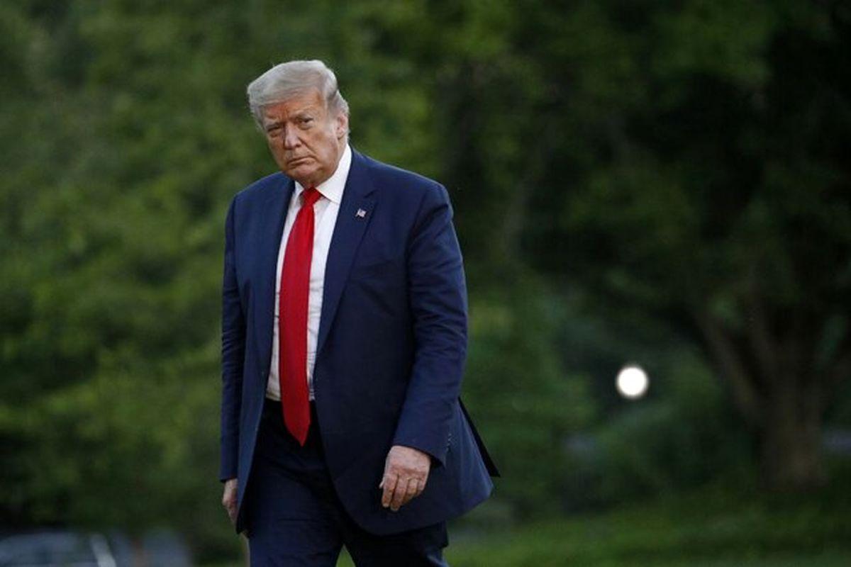ترامپ مجوز ارائه گزارشهای روزانه اطلاعاتی به بایدن را صادر کرد