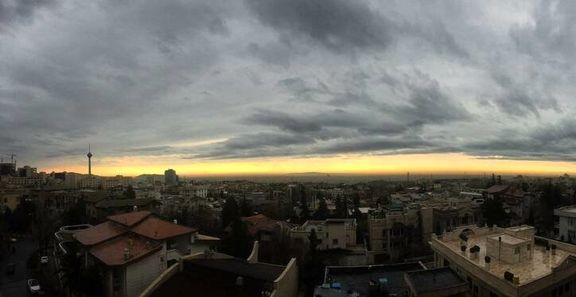 64سال دوری تهران از آسمان آبی